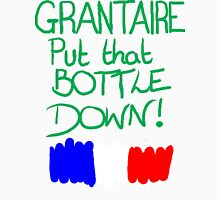 Grantaire, put that bottle down! Unisex T-Shirt