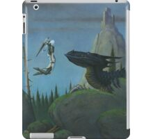 A Leap of Faith iPad Case/Skin