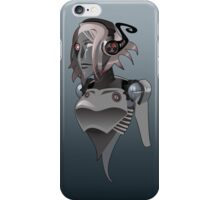 Woman Robot iPhone Case/Skin
