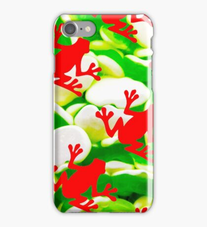 Box of Frogs iPhone Case/Skin