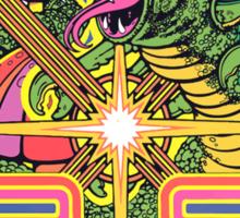 Centipede Sticker