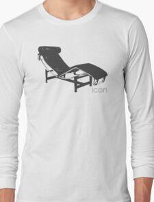 Le Corbusier Chaise-Longue Long Sleeve T-Shirt