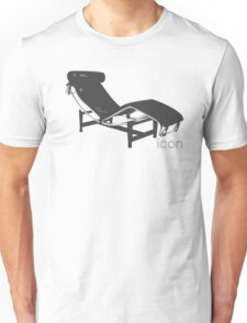 Le Corbusier Chaise-Longue Unisex T-Shirt