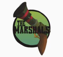 Bastion - The Marshals by necroMatador