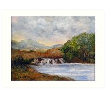 The River Foy Ireland Art Print