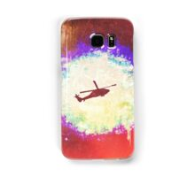 Helicopter Eclipse Samsung Galaxy Case/Skin