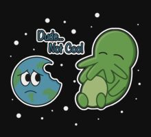 Cthulhu… Not Cool Kids Tee