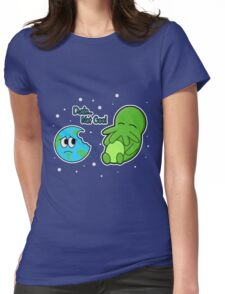 Cthulhu… Not Cool Womens Fitted T-Shirt