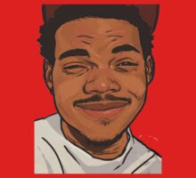 Chance the Rapper by Designs101