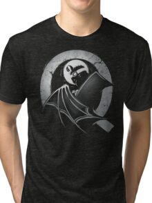 The Dark Quail Tri-blend T-Shirt