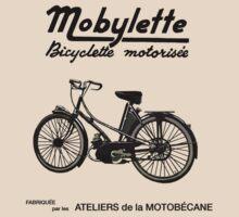 Motobecane Mobylette by Snufkin