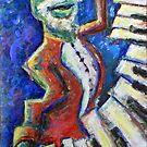 The Acid Jazz Jam - Piano by Jason Gluskin