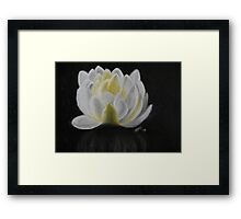 The Light from Within Framed Print
