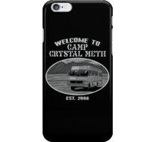 Camp Crystal Meth iPhone Case/Skin