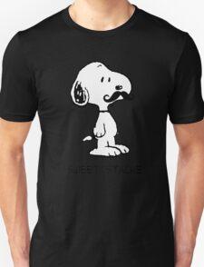 Mustache Snoopy T-Shirt