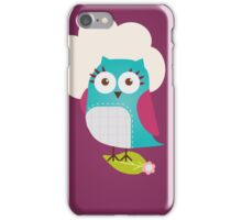 Everybody Loves Owls iPhone Case/Skin