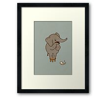 Irrational Fears Framed Print