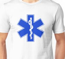 EMT / Star of Life Unisex T-Shirt