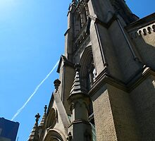 Cathedral Church of St. James Toronto by MarianBendeth