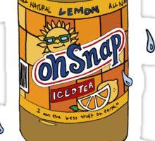 Oh Snap .. ple! Sticker