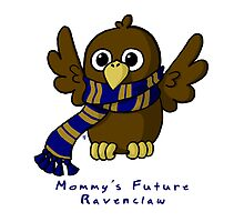 Mommy's Future Ravenclaw by mikaelaK
