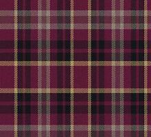 02825 Clay County, Missouri E-fficial Fashion Tartan Fabric Print Iphone Case by Detnecs2013