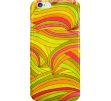Psychedelic 60's iPhone Case/Skin