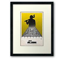 Shining (SK Films) Framed Print