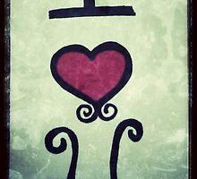 I Heart U by byAngeliaJoy
