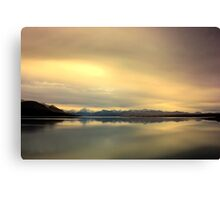 The New Zealand Magic Canvas Print