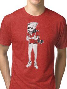 Too Coolthulhu Tri-blend T-Shirt