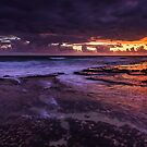 Hawaiian Sunrise by Toby Harriman