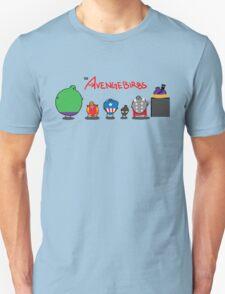 The Avengebirbs Unisex T-Shirt