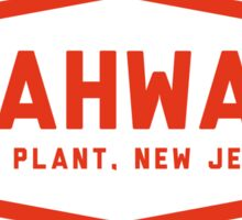 Mahwah Auto Plant - Inspired by Bruce Springsteen's 'Johnny 99' Sticker