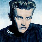 Jimmy Dean: Blue by AdagioArt