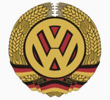 DDR VW by Jordan Farrar