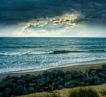 NC BEACH FRONT by vincentphoto