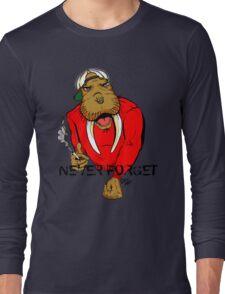 Slap the walrus Long Sleeve T-Shirt