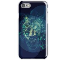 Space/Wolf - iPhone case iPhone Case/Skin