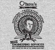 O'Briens Engineering Services Unisex T-Shirt