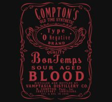Compton's Old Time O Negative by theyellowsnowco