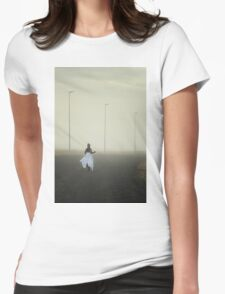 The Runnaway Bride Womens Fitted T-Shirt