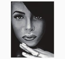 Aaliyah 2 by paintingsbycr10