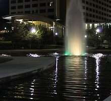 Park at Night 003 by Sarah Blunt