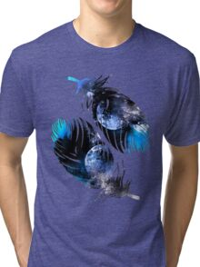 Feathers Of The Night  Tri-blend T-Shirt
