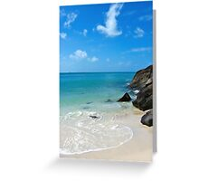 Peace on Whitehaven Greeting Card