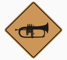 Trumpet Sign by SignShop