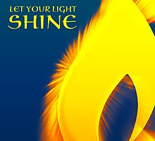 let your light shine by maydaze