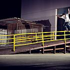 Jaime Thomas - Boardslide by asmithphotos