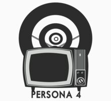 Persona 4 by almn